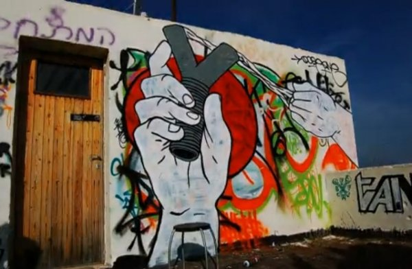 Broken Fingaz - Graffiti Stop Motion