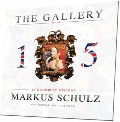 The Gallery 15th Birthday (Mixed By Markus Schulz)