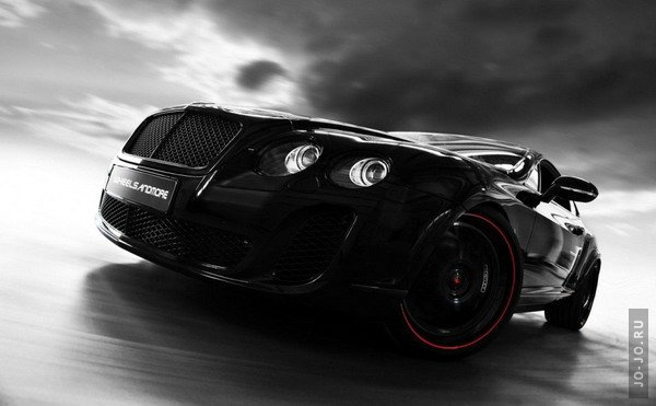 Bentley Continental Ultrarsports 702 от Wheelsandmore