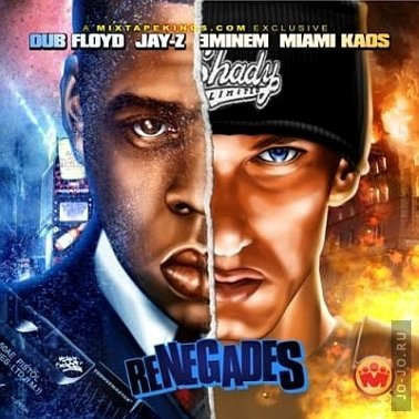 Eminem and Jay-Z - Renegades