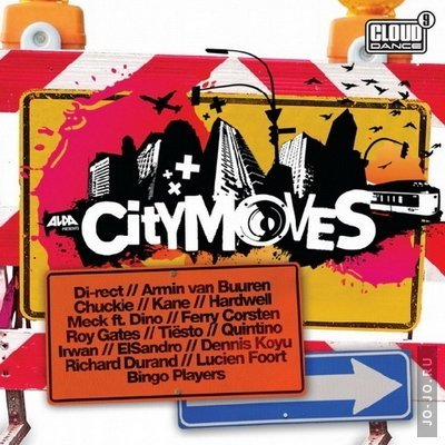 City Moves CD