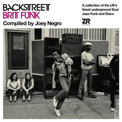 Backstreet Brit Funk (Compiled by Joey Negro)