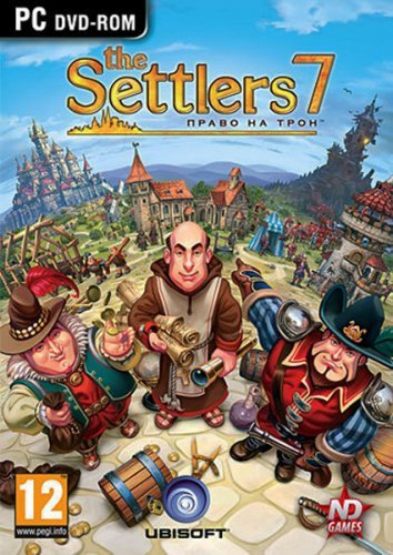 The Settlers 7. Право на трон