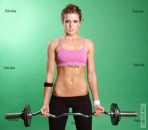 Спортивные девушки (Часть 2)