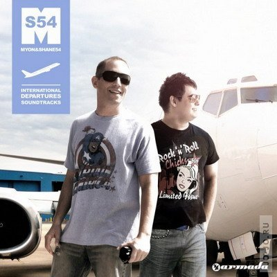Myon & Shane 54 - International Departures Soundtracks