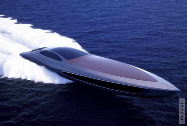 The 122 Super Yacht - ����� ���� � ������� ��� ���������