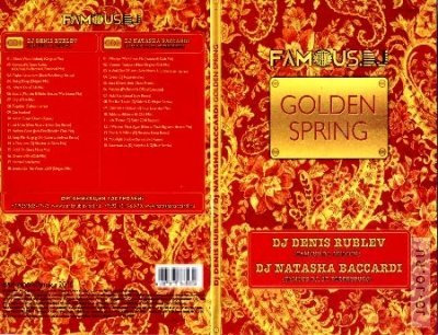 Golden Spring (mixed by Denis Rublev & Natasha Baccardi)