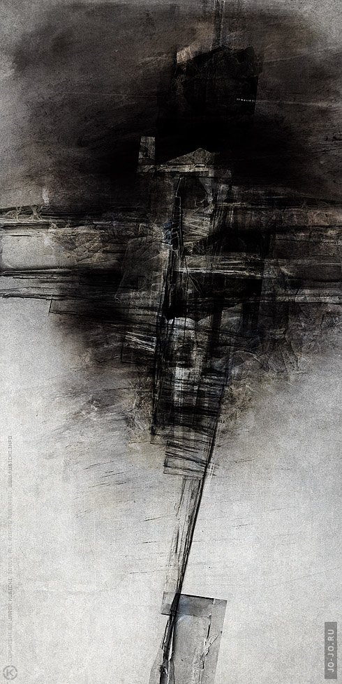 Digital Art by Jarek Kubicki