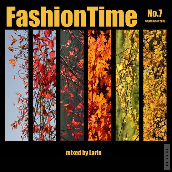 "����������� ""FashionTime"" No. 7 mixed by Larin"