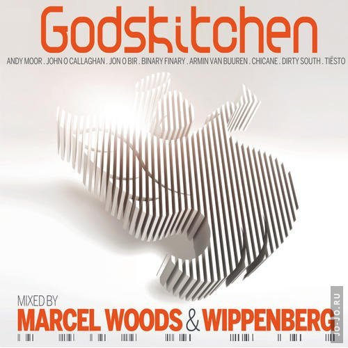 Godskitchen 3D (Mixed By Marcel Woods and Wippenberg)