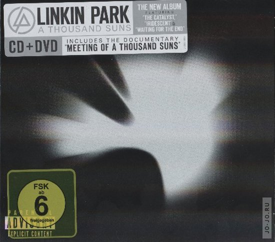 Linkin Park - A Thousand Suns (FLAC)
