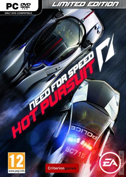 Need for Speed. Hot Pursuit: Limited Edition