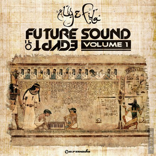 Future Sound Of Egypt vol. 1 (mixed by Aly and Fila)