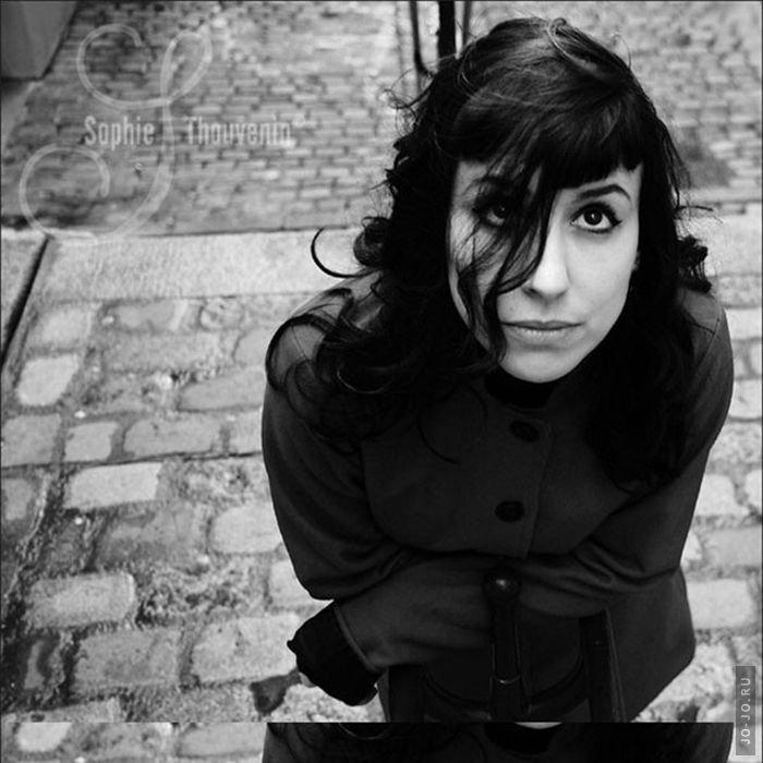 Красивые черно-белые фото-портреты девушек.Не так уж и часто бывают
