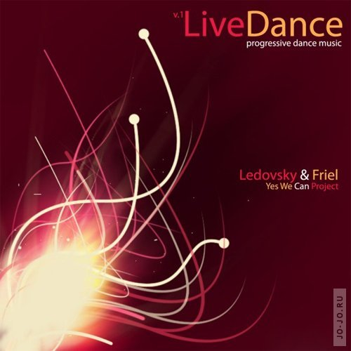 LiveDance vol.1 (mixed by DJ Ledovskiy & DJ Friel)
