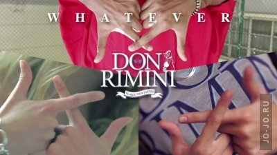 Don Rimini - Whatever