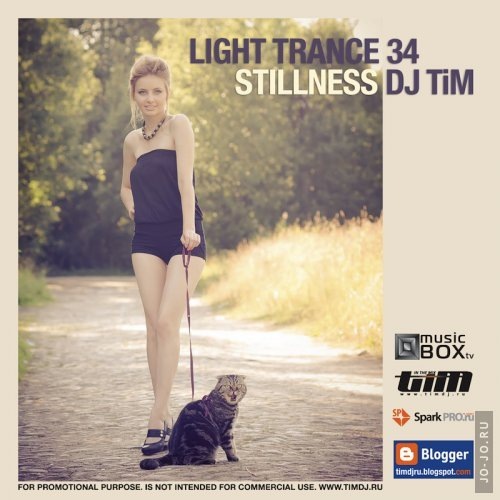 "Light trance 34 ""Stillness"" (mix by TiM)"