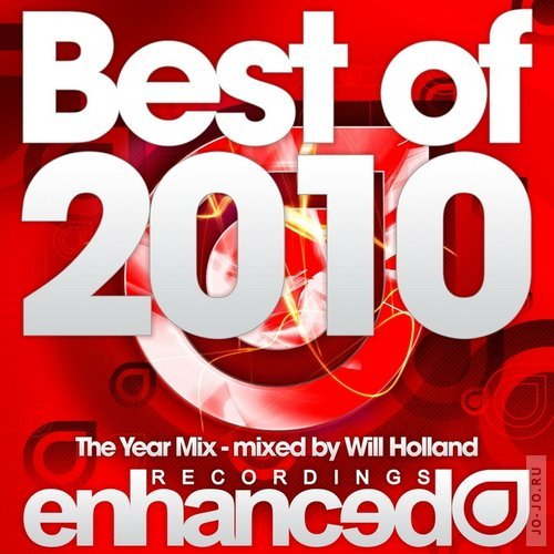 Best Of 2010 - The Year Mix (Mixed by Will Holland)
