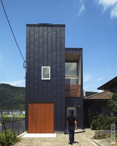Дом y в японии