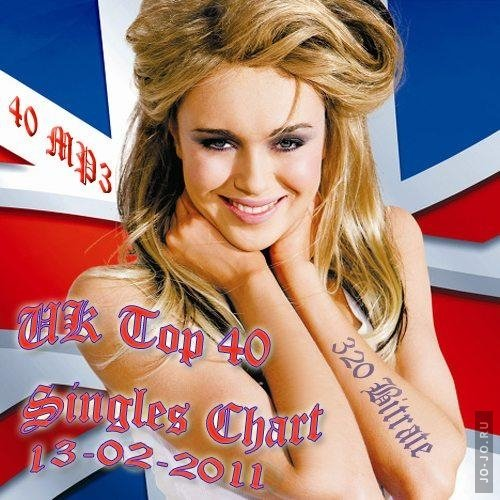 The Official UK Top 40 Singles Chart (13.02.2011)