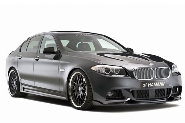 2011 HAMANN BMW 5-series (F10) with the M technik packet