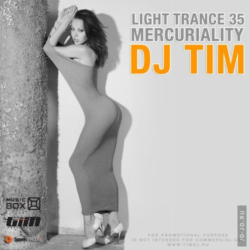 "Light trance 35 ""Mercuriality"" (mix by TiM)"