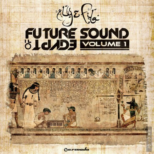 Future Sound Of Egypt Volume 1 (mixed by Aly and Fila)