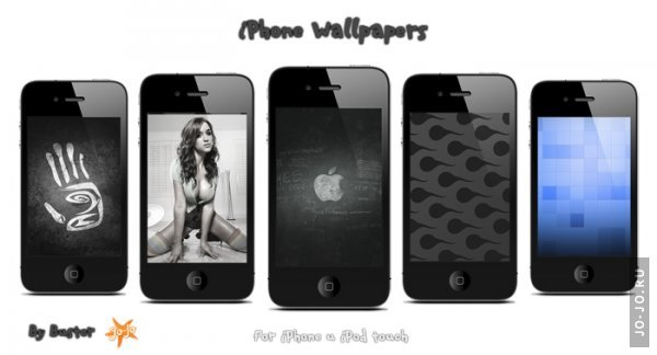 iPhone Wallpapers Pack №2