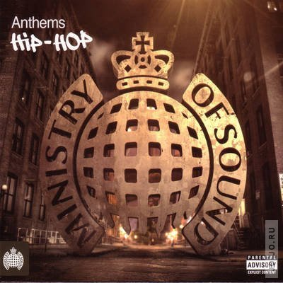 Ministry of Sound: Presents Hip Hop Anthems