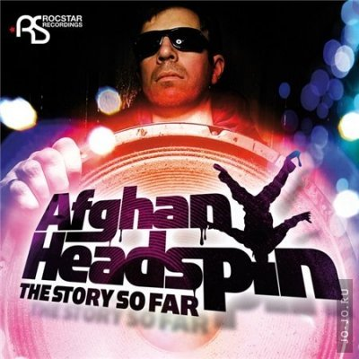 Afghan Headspin - The Story So Far (LP)