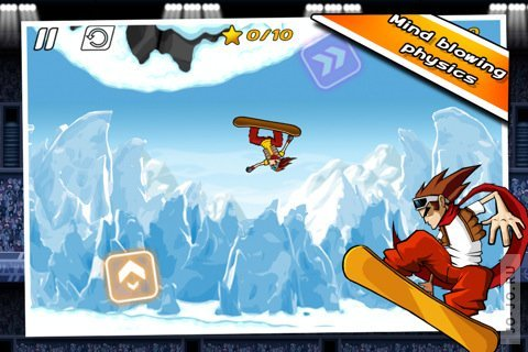 iStunt 2 for iPhone