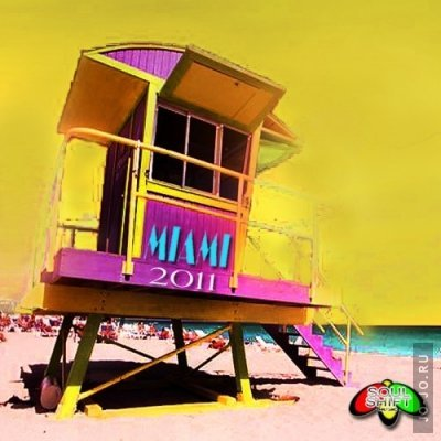 Soul Shift Music WMC Miami 2011 Collection: Yellow Series