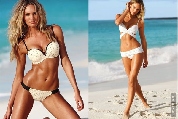 Candice Swanepoel ��� Victoria's secret