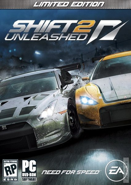 Need for Speed Shift 2: Unleashed. Limited Edition