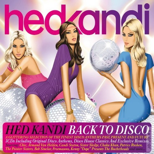 Hed Kandi Presents Back To Disco