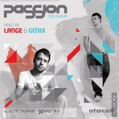 Passion The Album (Mixed By Lange And Genix)