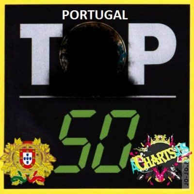 Portugal Singles Top 50