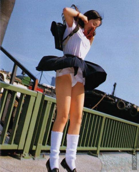 замечательный японка поднимает юбку кожухово спасибо