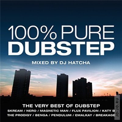 100% Pure Dubstep (Mixed by Dj Hatcha)