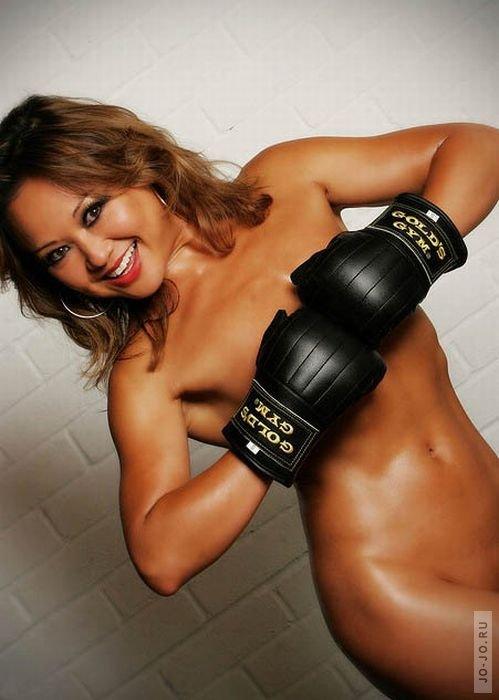 Джейн первая самые сексуальные девушки боксеры
