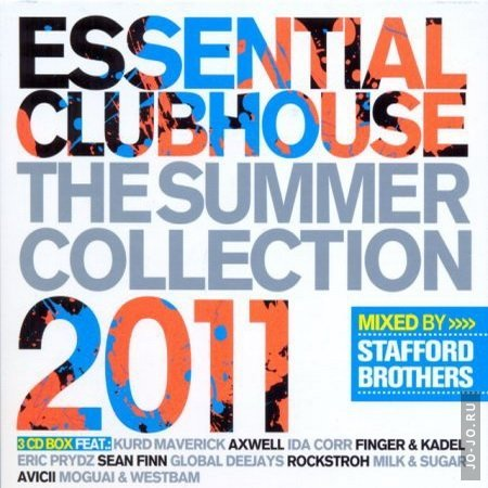Essential Clubhouse: The Summer Collection (2011)