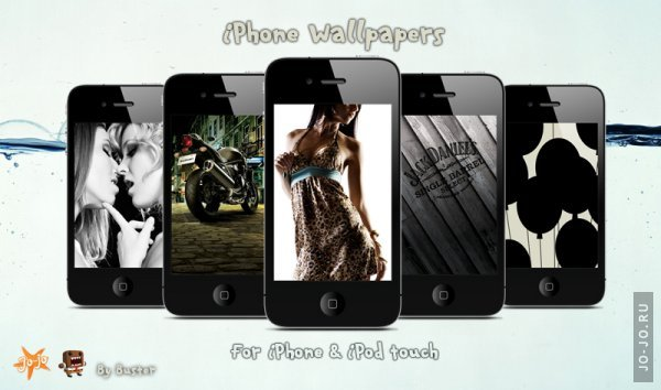 iPhone Wallpapers Pack №4