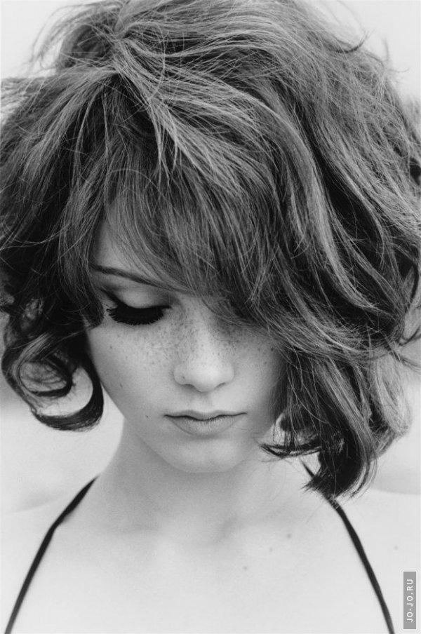 вечно сопли фото красивых девушек с коротким черным волосом хочу услышать