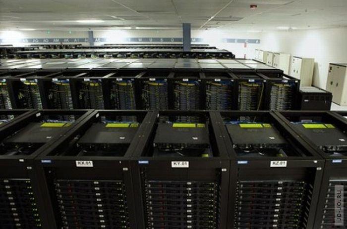 Сервера facebook