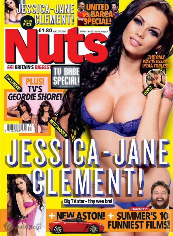 Jessica-Jane Clement � ������� Nuts