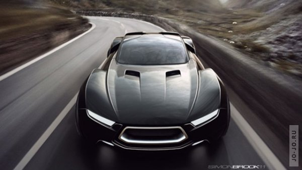 Концепты Ford Mad Max Interceptor
