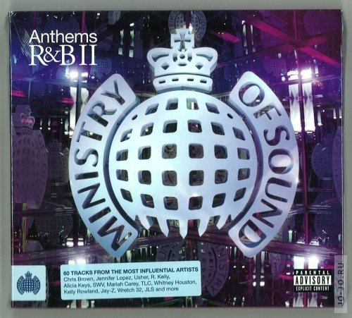 Ministry of Sound: Anthems R&B II (2011)