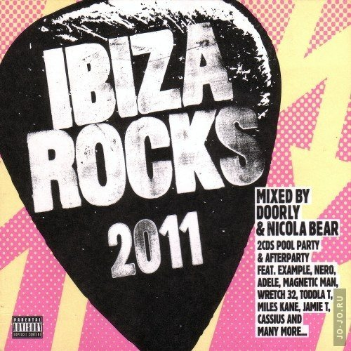 Ministry of Sound - Ibiza Rocks 2011
