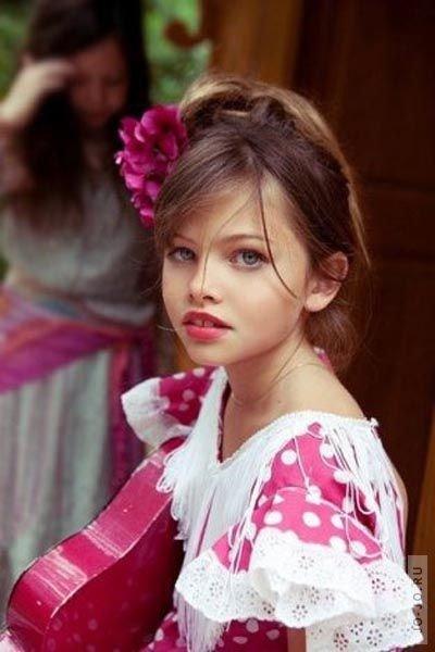 Как девочке стать красивой видео