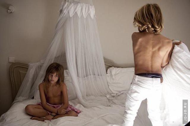 kåt par som søker par som vil være med å leke i senga Flore
